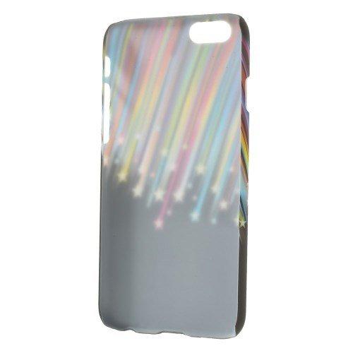 jbTec® Hardcase / Schutzhülle zu Apple iPhone 6 / 6s - MOTIV - Schutzhülle, Handy-Hülle, Case, Motiv / Muster:Sterne M01 Sterne M01