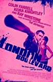 LONDON BOULEVARD - COLIN FARRELL - Imported Movie Wall Poster Print - 30CM X 43CM...
