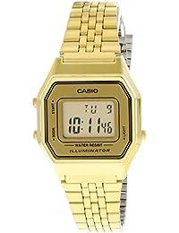 CASIO Reloj de Pulsera LA-680WG-9