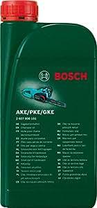 Bosch Chainsaw Oil, Biodegradable, 1 L