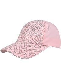 3cf3591f686 Kenmont Women Lady Summer UV Protection Baseball Cap Outdoor Sport Tennis  Golf Mesh Hat Visor Sun
