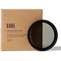 Gobe - Filtre ND Variable NDX pour Objectif 77 mm (1Peak)