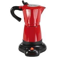 Domoclip Cafetera Electric Rojo