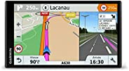 Gamin DriveSmart 61LMT-S Navigationsgerät (17,7 cm (6,95 Zoll) Touch-Display, 46 Länder Europas, lebenslang Kartenupdates, T