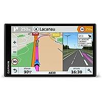 Garmin DriveSmart 61 LMT-S - GPS Auto - 6,95 Pouces - Cartes Europe 46 Pays - Cartes, Trafic, Zones de Danger gratuits à Vie - Appels Mains Libres - Wi-FI intégré