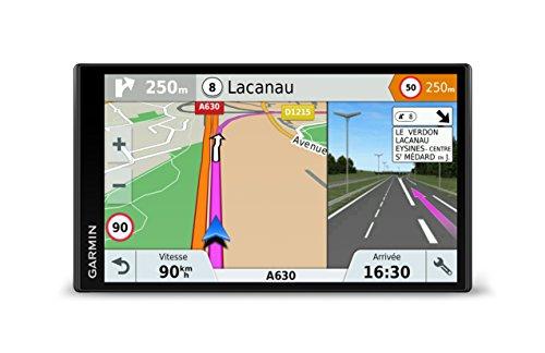 GPS con alerta de radar Garmin DriveSmart 61 Full EU LMT-S