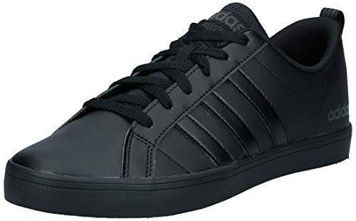 adidas Herren VS Pace Basketballschuhe, Schwarz (Core Black/Carbon S18), 41 1/3 EU