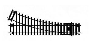 Hornby - Desvío estándar a derecha, accesorio vía (CR8073)