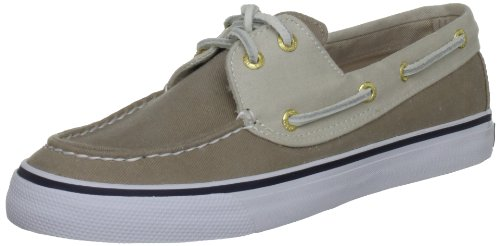Sperry Top-Sider Bahama 2-eye 9688664, Damen Schnürhalbschuhe, Braun (Stone/Light Pink), 40 EU / 6,5 UK Sperry Topsider Bahama