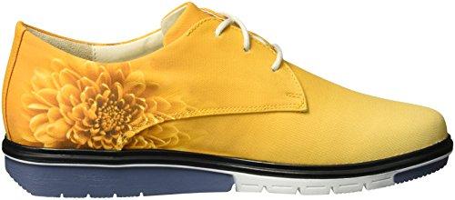 Ganter - Heya-h, Scarpe stringate Donna Gelb (Yellow)