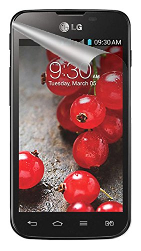 Snooky Ultimate Matte Screen Guard Protector for LG Optimus L4 II Dual E445 (365876)  available at amazon for Rs.199