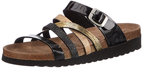 Softwaves 274 244, Mules Femme Mehrfarbig (BLACK MULTI)