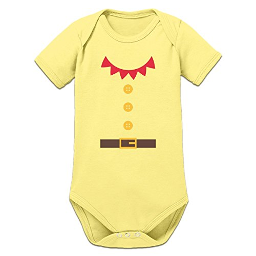 Shirtcity Santas Little Helper Costum Baby Strampler by