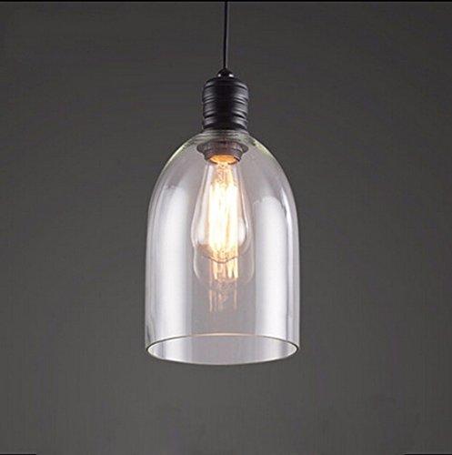 ZHGI Vintage carattere industriale lampada da camera, soggiorno sala da
