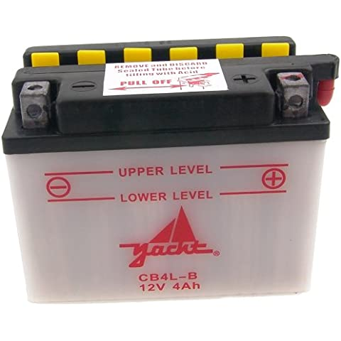 Battery CB4L-B / YB4L-B 12 Volt