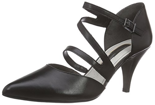 Tamaris 24407, Damen Pumps, Schwarz (BLACK 001), 40 EU