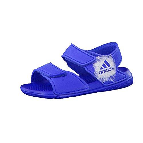 adidas AltaSwim C BA9289 Unisex - adulto Scarpe sportive, Blu 31 EU