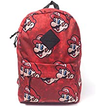 Nintendo Super Mario Bros. Bros. Sublimation Backpack, Multi-Colour (BP130733NTN)