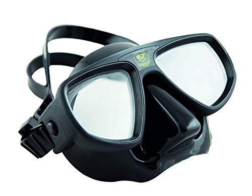 HTD Zweifenster Tauchermaske Technica von Poseidon