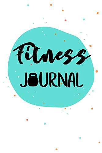 Fitness Journal: Blank Lined Gym Notebook: 5 por Dartan Creations