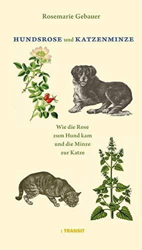 Hundsrose und Katzenminze: Wie die Rose zum Hund kam und die Katze zur Minze. Tierische Pflanzennamen