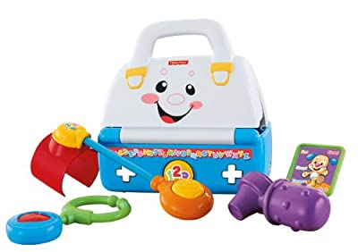 Fisher-Price® Laugh and Learn Sing-a-Song Medical Kit 6 MONTHS AND OVER