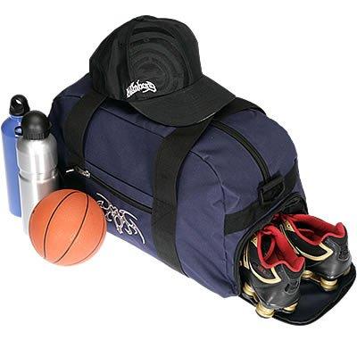 Tattoo Tasche Schulsporttasche 47 cm Sport Bag DUNKELBLAU ()