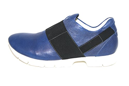 Think! - Scarpe chiuse Donna Blau (sz/kombi 09)