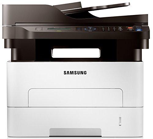 Preisvergleich Produktbild Samsung Xpress SL-M2675FN/PLU Premium Line Monolaser-Multifunktionsgerät (600-MHz-Prozessor und 128-MB-Arbeitsspeicher) schwarz/weiß