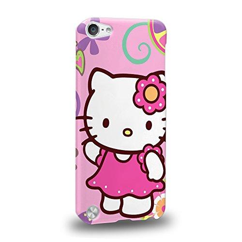 Case88 Premium Designs Hello Kitty Collection 0625 Hülle / Schutzhülle für Apple iPod Touch 5