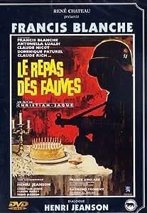 Le Repas des fauves [VHS]
