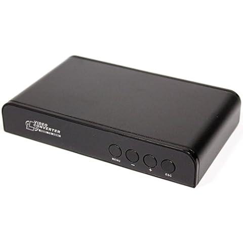 Cablematic–Audio Mixer Scaler HDMI Splitter