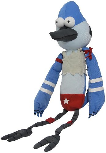 Regular Show - Wrestling Buddies - Mordecai With Sound