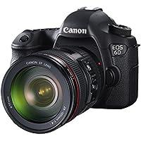 Canon EOS 6D + EF 24-105 IS STM Spiegelreflexkamera schwarz