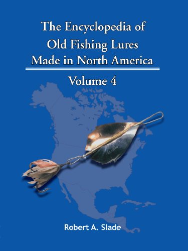 The Encyclopedia of Old Fishing Lures Cover Image