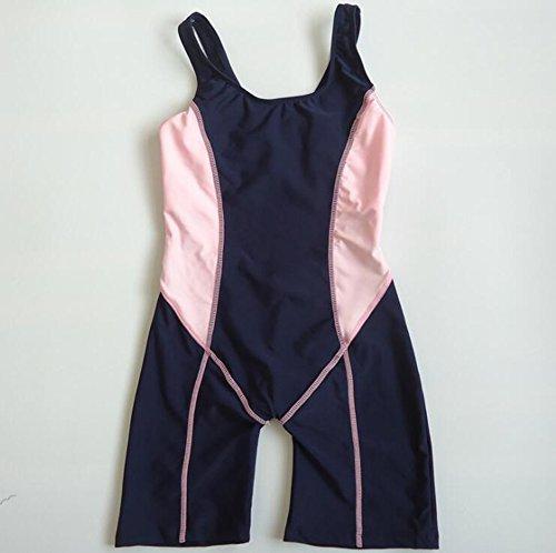 GGQQ Badeanzüge Für Kinder Badeanzüge Für Mädchen Schwimmanzüge Für Kinder Schwimmanzüge Für Wettkampfbekleidung Boxer-Badebekleidung,XXL