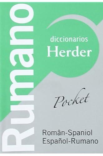 Diccionario POCKET Rumano. Român