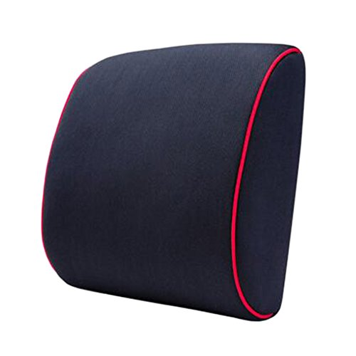 Blancho Coussin de voiture de coussin arrière élégant/soutien de taille de coussin de chaise de bureau #08