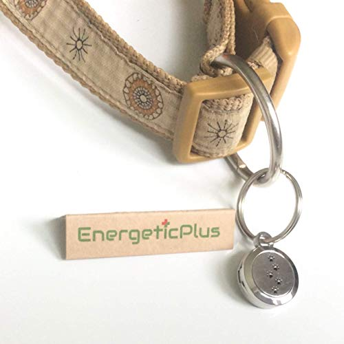 Aroma Therapie,gegen Angstzustände, Flöhe, Fluginsekten, Krankheiten, Nervosität und Zecken, EnergeticPlus Ergänzungs-Set.