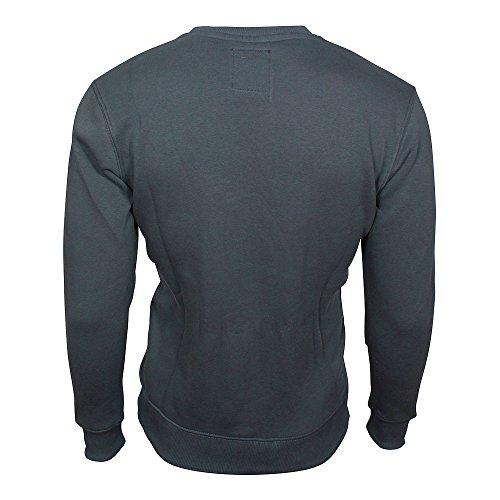 Alpha Industries Herren Sweatshirt Blau