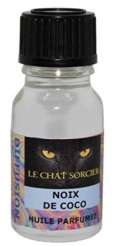 Le Chat Sorcier - Huile Parfumée...