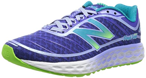 New Balance Fresh Foam Boracay - Zapatillas de running para mujer, color blue with green oasis & lavender, talla 37