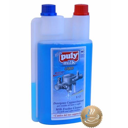 Puly Milk Liquid Cleaner & Descaler (1L) Test