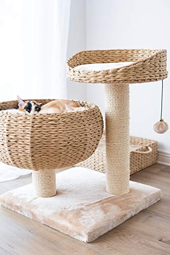 Zoom IMG-1 petpals group cozy paper rope