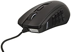 Turtle Beach Grip Arena Mmo Gaming Mouse Für Pc, Black
