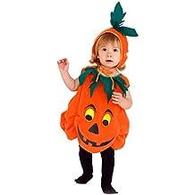 y boa dguisement citrouille enfant costume halloween mignon photographie bb cosplay
