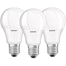 Osram Base Classic A - Lámpara LED, E27, color blanco