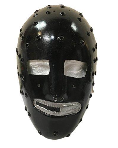 Slipknot - Craig Jones Style Glasfaser Deluxe Maske - universell mit elastischer - Craig-maske Slipknot