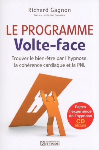 Le programme Volte-face + CD inclus par Richard Gagnon