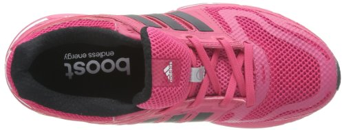 adidas Revenge Mesh W, Chaussures de running femme Rose (Fravif/Noir1/Blanc)